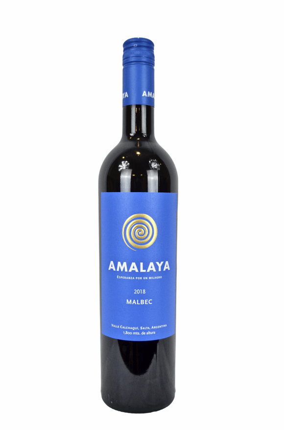 Amalaya, Catchaqui Valley Malbec - Chilled & Tannin
