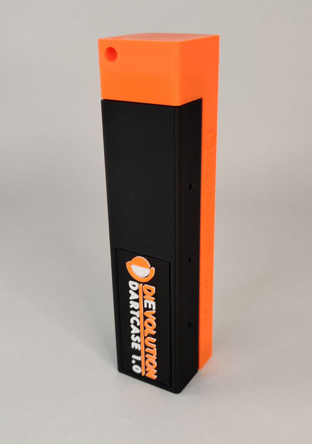 DartCase 1.0 - 180 Collection Schwarz Orange