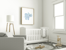 Load image into Gallery viewer, baby elephant nursery park