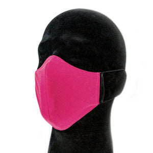 Pink Reusable Face Mask