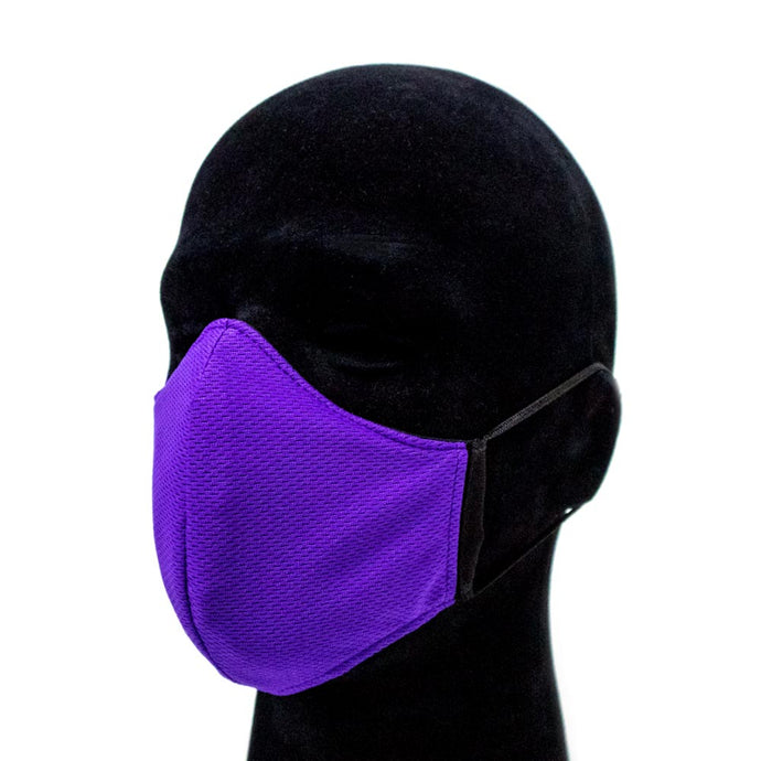 Purple Reusable Face Mask