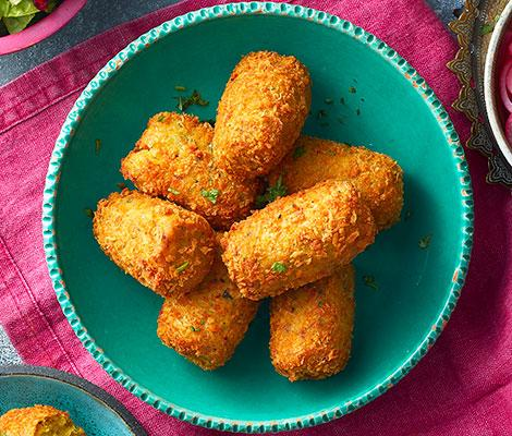 Load image into Gallery viewer, Potato Croquettes 6 pieces
