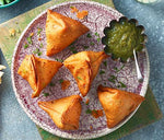 Punjabi Samosa 4 pieces