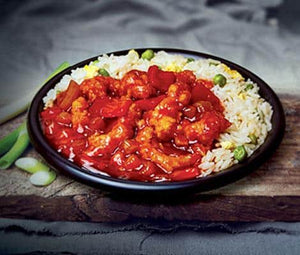 Royal Sweet & Sour Chicken with Egg Fried Rice 400g