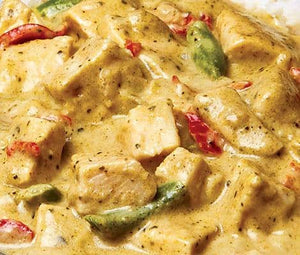 Royal Thai Green Chicken Curry with Jasmine Rice 400g