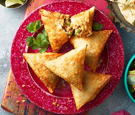 Vegetable Samosa 3 pieces