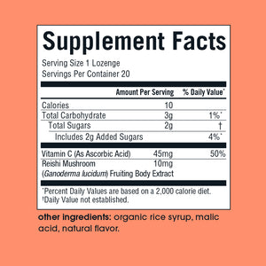 Defend Adaptogen Lozenges