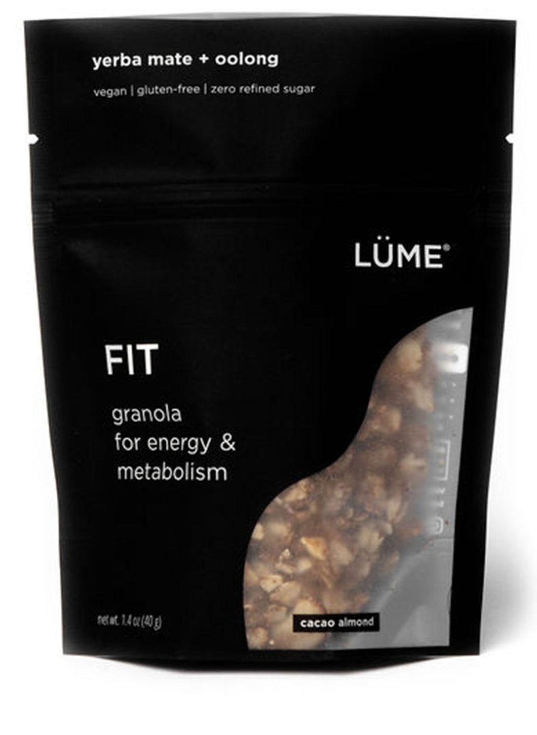 Fit Cacao Almond Energy Granola (9 Pack)