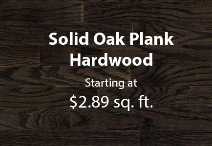 Solid Oak Plank