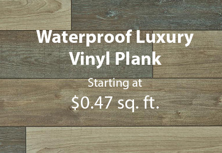 Waterproof Luxury Vinyl