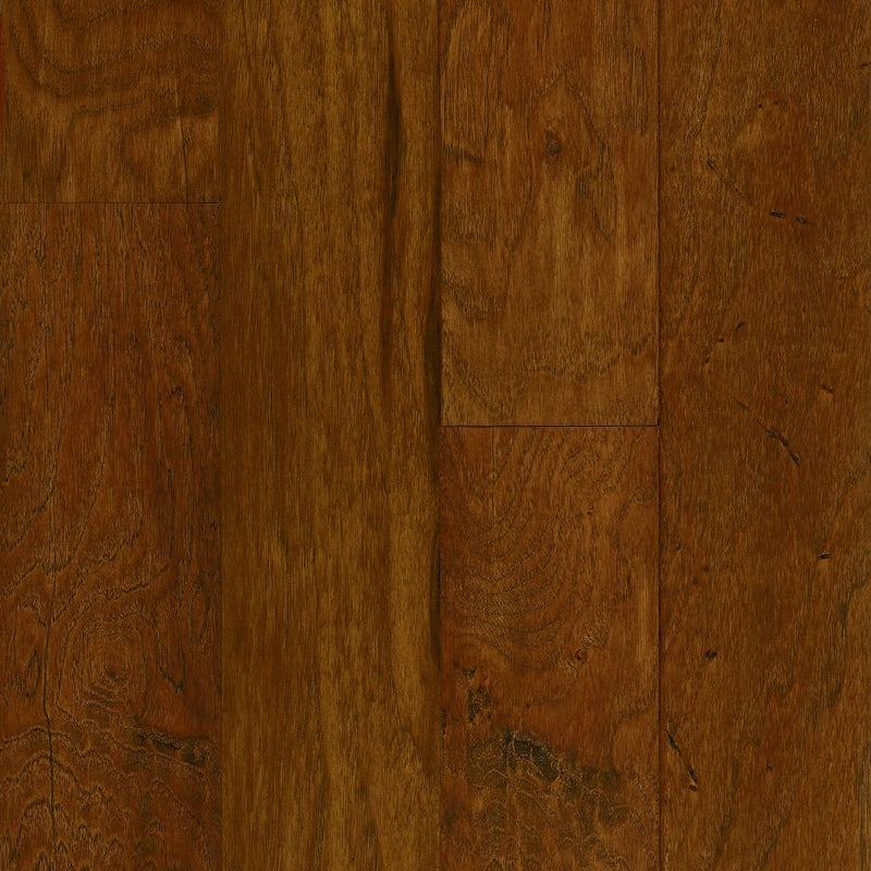 American Scrape Hickory Engineered Autumn Blaze