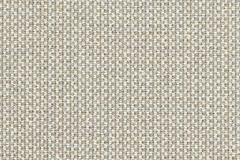 Gingham Stitch Mercury Beige