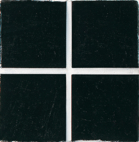 Glass Mosaics Black