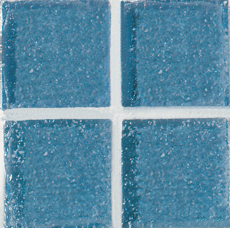 Glass Mosaics Crystal Blue