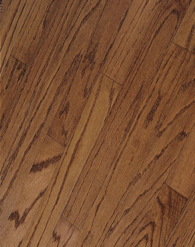 Springdale Plank Oak Mellow Brown
