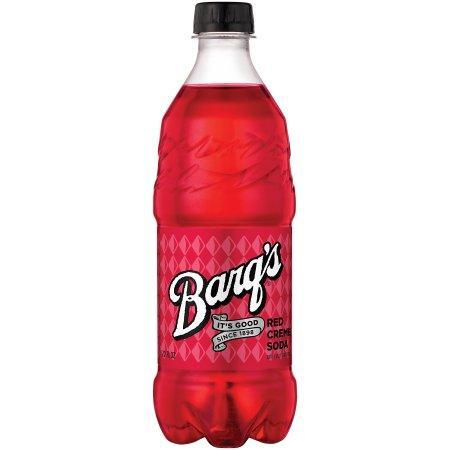 Barq's Red Cream Soda