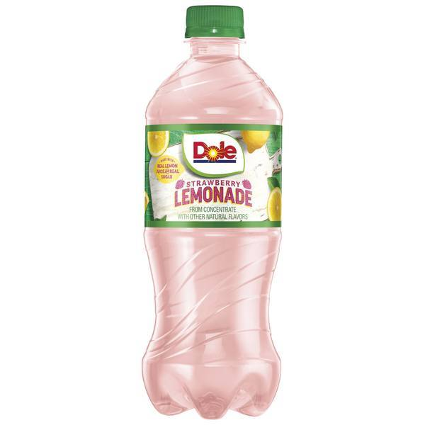 Dole Strawberry Lemonade