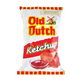 Old Dutch Ketchup Chips Large Size