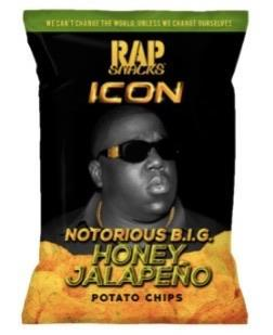 Rap Snacks BIG Honey Jalapeno