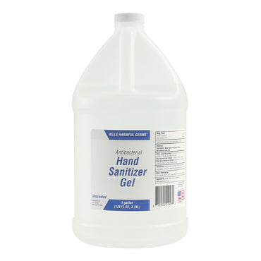 1 Gallon Sanitizer Refill - 4 Gallons per Box - MedPPEHub
