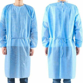 LvL 2 SafeCare Disposable Gown (150 pieces) - MedPPEHub