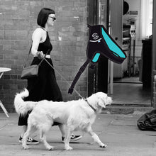 Load image into Gallery viewer, Everyday life can be busy and hectic. When you want to end the day with your dog by walking down the street cool and smooth without any rush, then CASU2 harnesses is the choice.