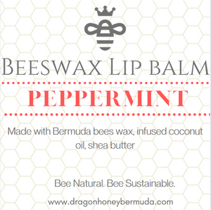 Lip Balm - Peppermint - Limited Edition