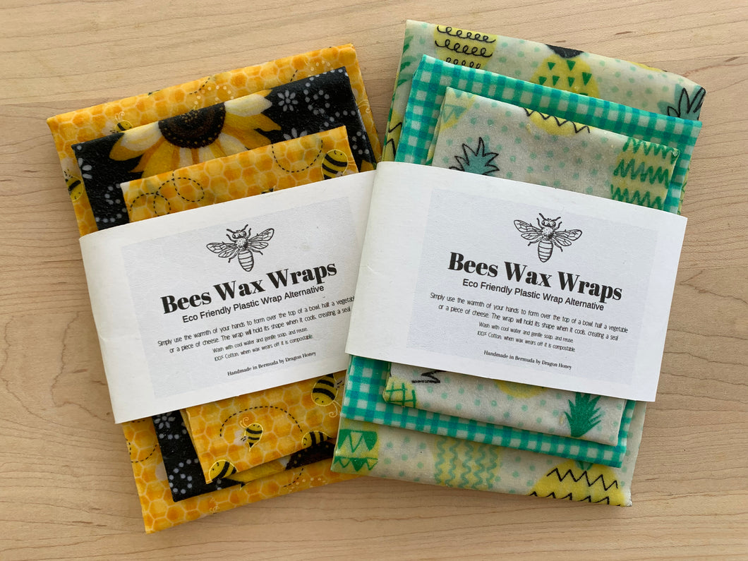 Bees Wax Wraps