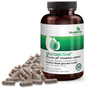 Futurebiotics GlucoActive Cinnamon Extract, 60 Capsules