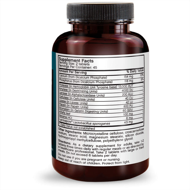 Futurebiotics Vegetarian Enzyme Complex, 90 Tablets