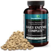 Futurebiotics Daily Enzyme Complex, 75 Tablets