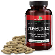 Futurebiotics Pressur-Lo Cardiovascular Supplement, 90 Tablets