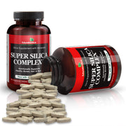 Futurebiotics Super Silica Complex Bottles and Supplements