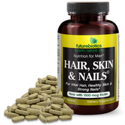 Futurebiotics Hair, Skin, & Nails Nutrition for Men, 75 Tablets