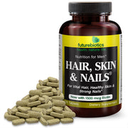 Futurebiotics Hair, Skin, & Nails Nutrition for Men, 135 Tablets