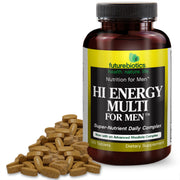 Futurebiotics Hi Energy Multi For Men, 120 Tablets