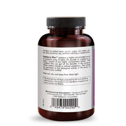 Back View of Futurebiotics Cranberry Plus with Vitamin C & Herbs Bottle