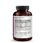 Side View of Futurebiotics Cranberry Plus with Vitamin C & Herbs Bottle
