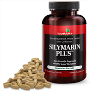 Futurebiotics Silymarin Plus, Healthy Liver Support, 120 Tablets