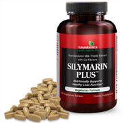 Futurebiotics Silymarin Plus, Healthy Liver Support, 60 Tablets