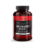 Front View of Futurebiotics Silymarin Plus, 60 tablets Bottle