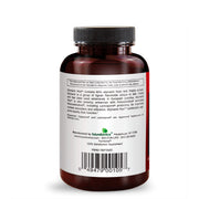 Back View of Futurebiotics Silymarin Plus, 60 tablets Bottle