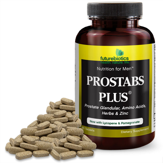 Futurebiotics Prostabs Plus Prostate Health Tablets, 90 Tablets