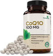 Futurebiotics CoQ10 100 mg (CoEnzyme Q-10), 300 Softgels