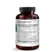 Side View of Futurebiotics Cholesterol Balance Plant Sterols Fiber Complex Bottle