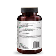 Back View of Futurebiotics InflamMotion Joint Inflammation Complex Bottle