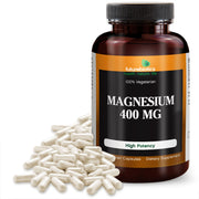 Futurebiotics Magnesium 400mg, 200 Capsules