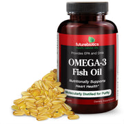 Futurebiotics Omega-3 Fish Oil, 100 Softgels