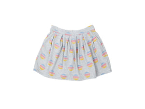 Mini Lama - Pre-loved Multi-colour Skirt 6 years by LITTLE MARC JACOBS