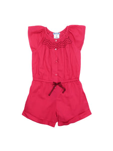 Mini Lama - Pre-loved Pink Jumpsuit 4 years by JACADI